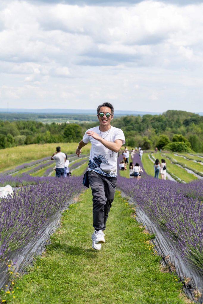 Mister M Kan Marcus 3.0 Lavender Farm